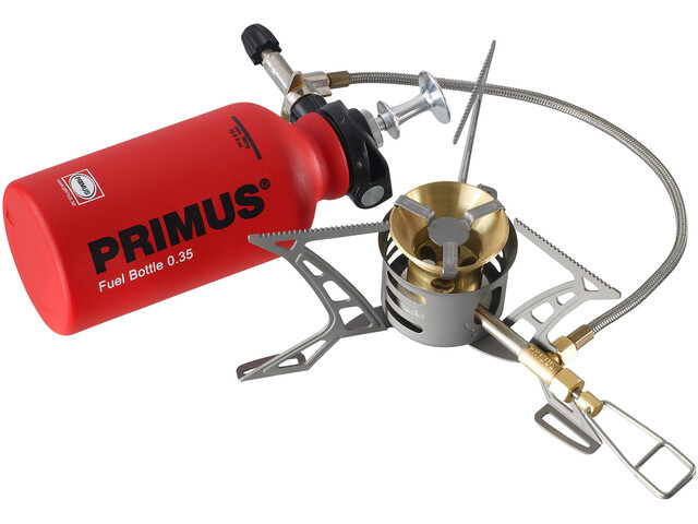 Primus OmniLite Ti Stove with Fuel Bottle & Pouch